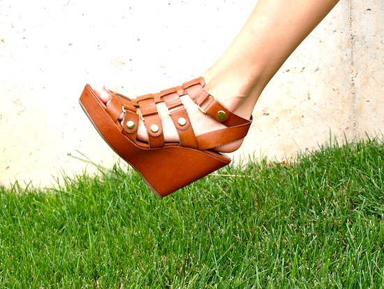 Cynthia Vincent Wedges for Target