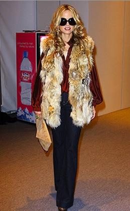 rachel-zoe-fur vest