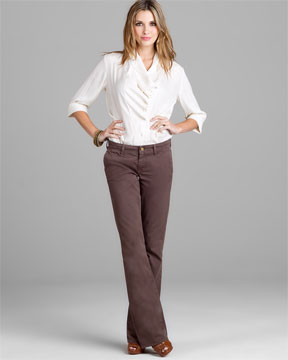 7 for all mankind Bark Bookcut Trouser