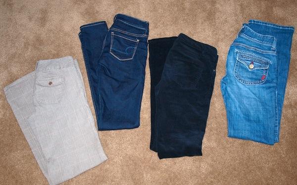 30/30 Challenge Pants