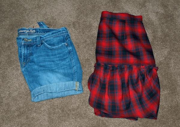 30/30 Challenge Skirt & Shorts
