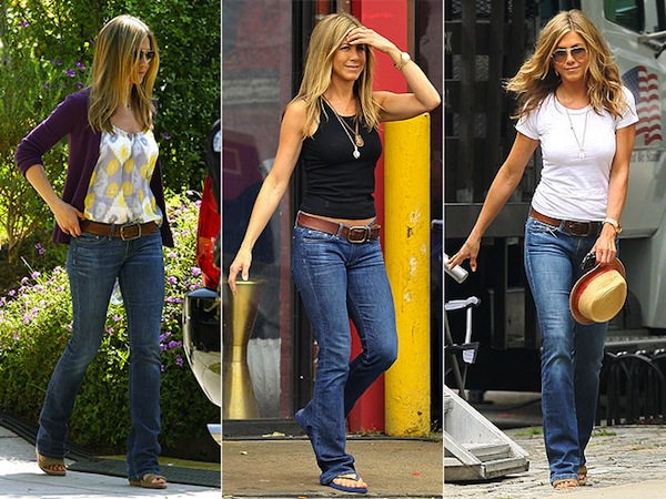 DEGAINE JEANS photo | Jennifer Aniston