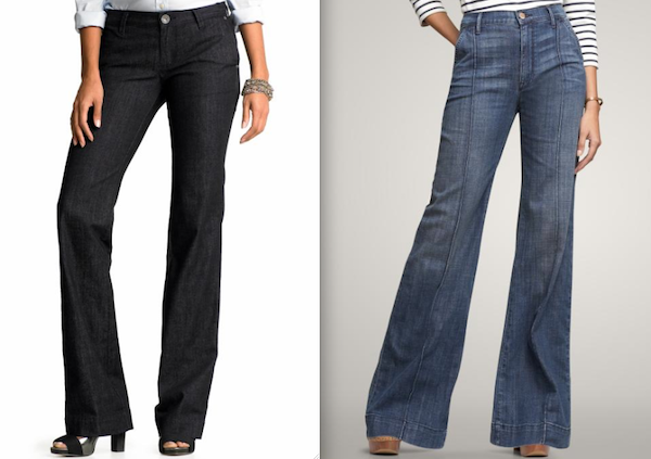 2011 Spring Trend: Flared Jeans