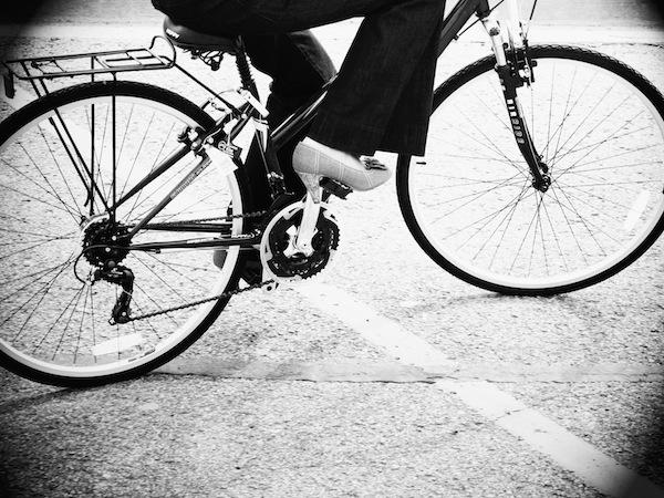 Bike and Heels