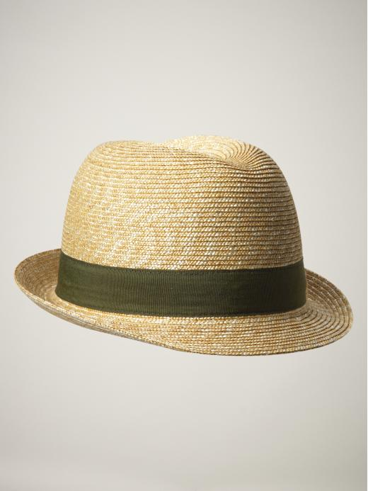 Gap Straw Fedora Hat