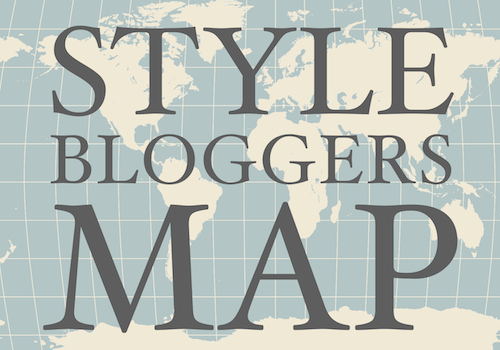 Style Bloggers Map
