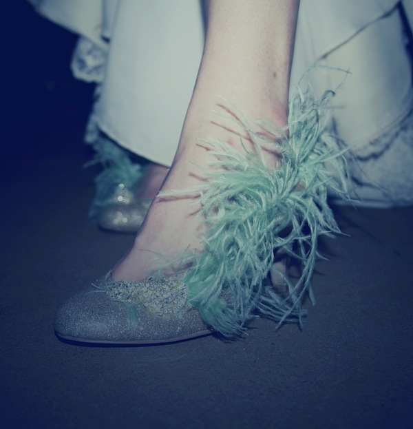 Custom Bridal Shoes