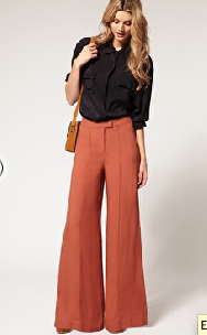 2011 Fall Trend - Colored Pants