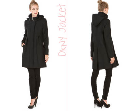 DKNY Winter Coat