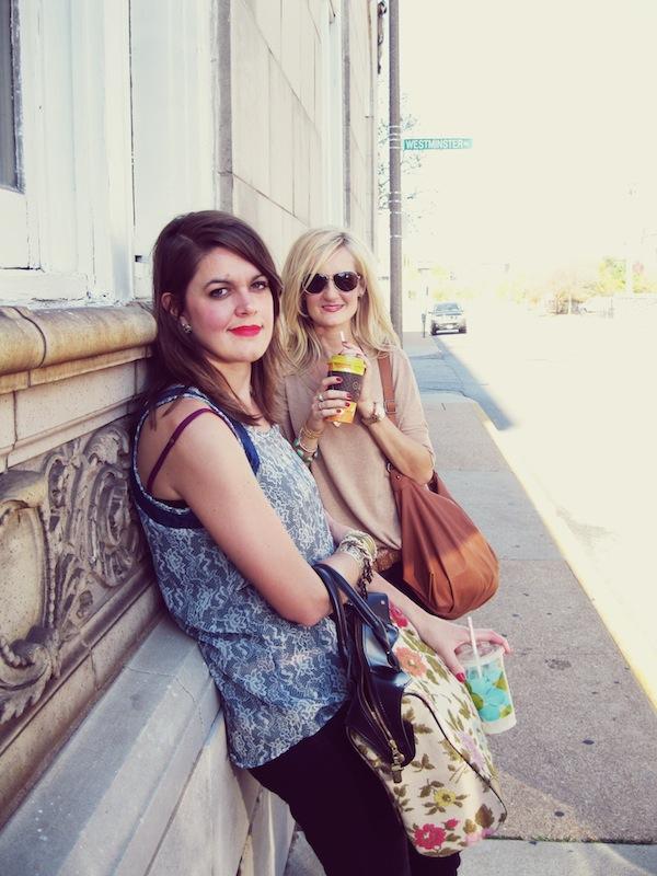 Allie & Katie
