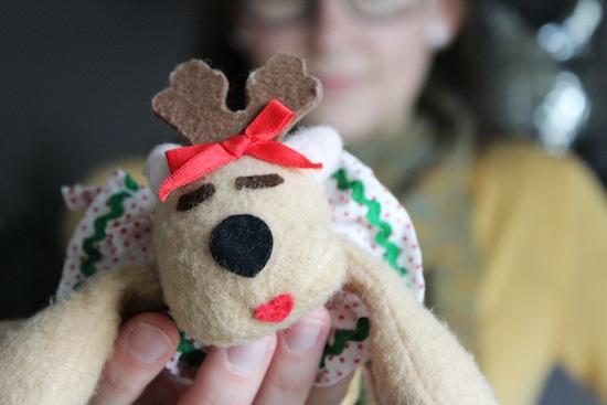 Ronda The Reindeer