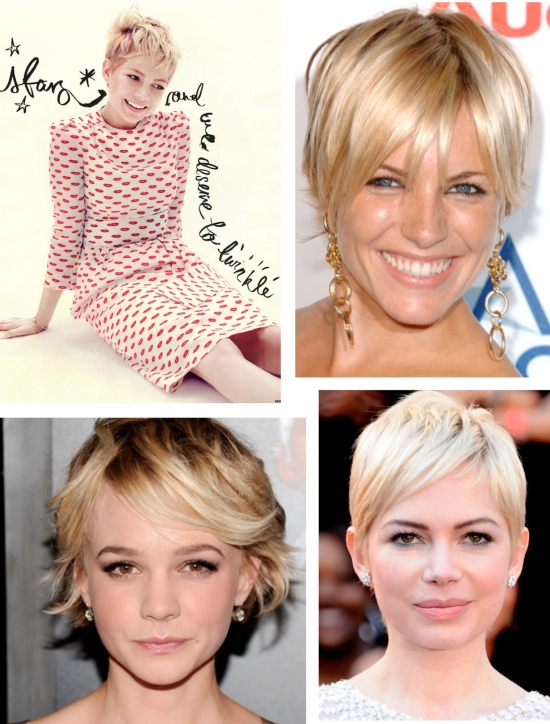 I Want A Pixie Cut