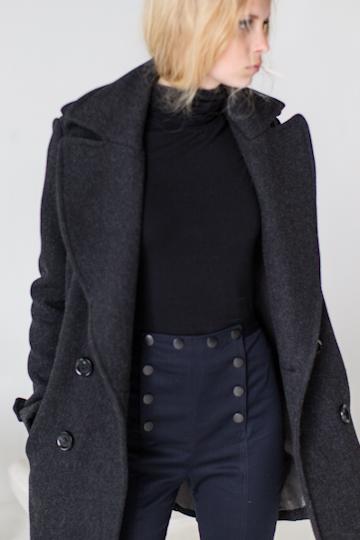 Emerson Fry Pea Coat