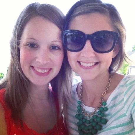 Me and Lauren