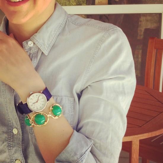 Zinnia Bracelet